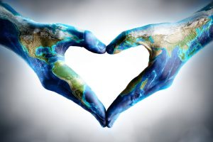 TCG Newsletter May 2021 - hand heart